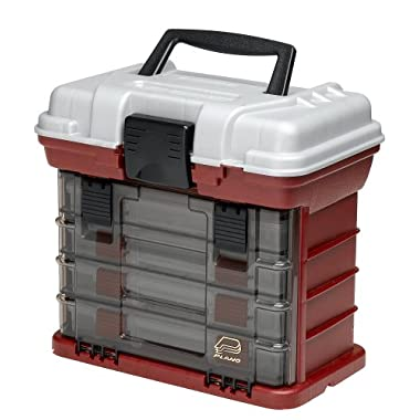 Plano 1354-02 -By Rack System 3500 Size Tackle Box