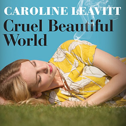 Cruel Beautiful World audiobook cover art