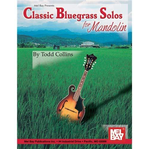 Classic Bluegrass Solos For Mandolin. Für Mandoline