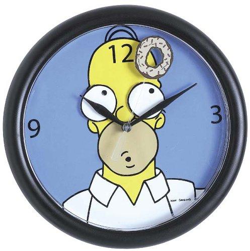 Gadgetshop Simpsons Wanduhr
