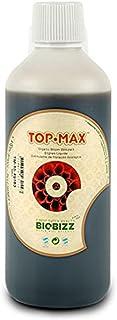 BioBizz Top MAX Bloom Enhancer - Estimulador de Flores orgánicas, hidropónico, 500 ML