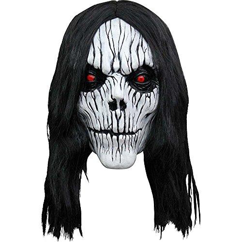 Máscara 3/4 hombre poseído - Única