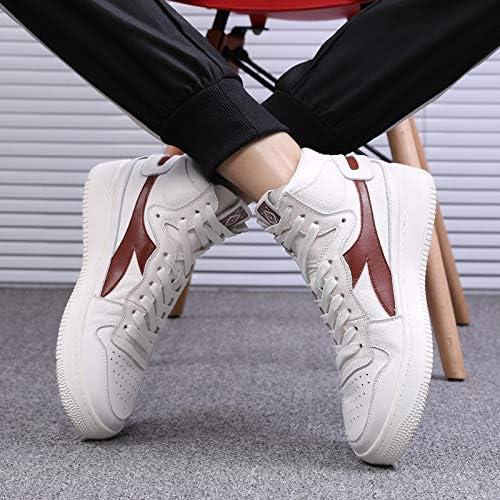 LOVDRAM Chaussures pour Hommes en Cuir Sport pour Hommes Chaussures Simples Chaussures pour Hommes
