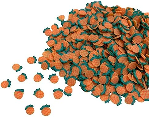 Pineapple Polymer SRAP Clay Slices Now free shipping Free shipping Fake Spri Sprinkles Fruit