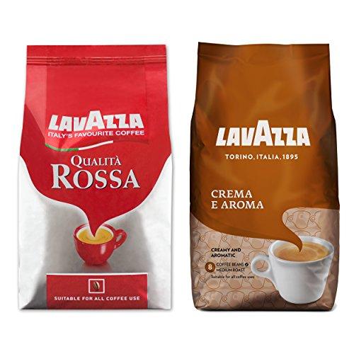 Lavazza Hámster Compra Set, Emergencia vorrats Pack Todo, Granos de café, Granos de café, 2000g