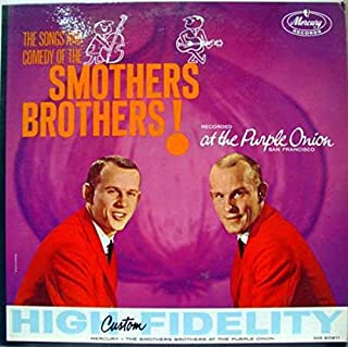 SMOTHERS BROTHERS at the purple onion LP Used_VeryGoodMG 20611 Vinyl Record