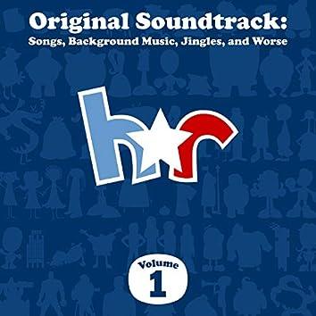 Homestar Runner Original Soundtrack Volume 1
