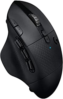 Logitech M510 Wireless Computer Mouse – Comfortable Shape with USB Unifying Receiver, with Back/Forward Buttons and Side-to-Side Scrolling, Dark Gray Logitech G600 MMO Gaming Mouse, RGB Backlit, 20 Programmable Buttons Jelly Comb 2.4G Slim Wireless Mouse with Nano Receiver MS001 (Black and Gold) PICTEK Gaming Mouse Wired [7200 DPI] [Programmable] [Breathing Light] Ergonomic Game USB Computer Mice RGB Gamer Desktop Laptop PC Gaming Mouse, 7 Buttons for Windows 7/8/10/XP Vista Linux, Black Logitech G604 Lightspeed Wireless Gaming Mouse
