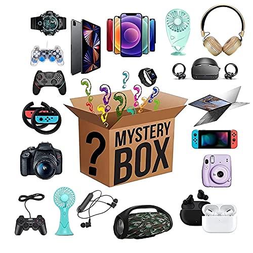 UAUA Caja Digital misteriosa, Caja de Suerte, Caja de Sorpresa, Producto Aleatorio