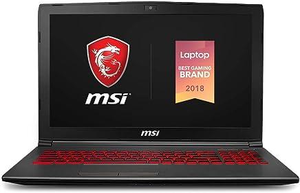 MSI GV62 8RD-275 15.6