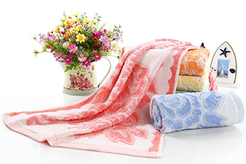 YSN Home Collection YSN11 Katoenen handdoek, extra pluizig en absorberend, verschillende maten