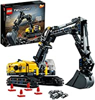 LEGO Technic Heavy-Duty Excavator 42121 Toy Set