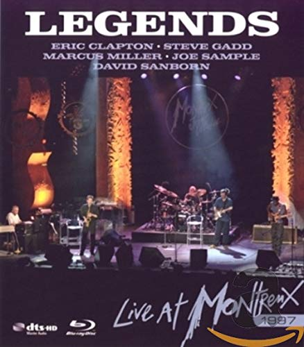 Legends - Live at Montreux 1997 [Blu-ray]