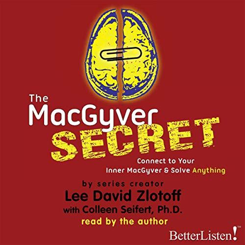 Couverture de The MacGyver Secret