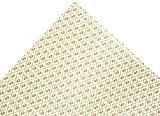 Melody Jane Puppenhaus Charlotte Pink auf Cremefarbenen Miniatur Druck 1:12 Tapete 3 Sheets