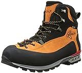Boreal Brenta - Zapatos de montaña, Unisex, Naranja / Negro, 44.5 EU