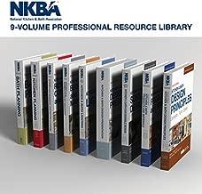 NKBA Professional Resource Library, 9 Volume Set