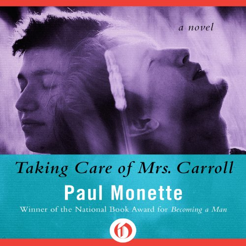 Taking Care of Mrs. Carroll audiobook cover art