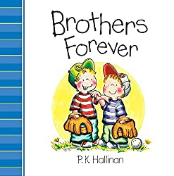 Brothers Forever Board Book