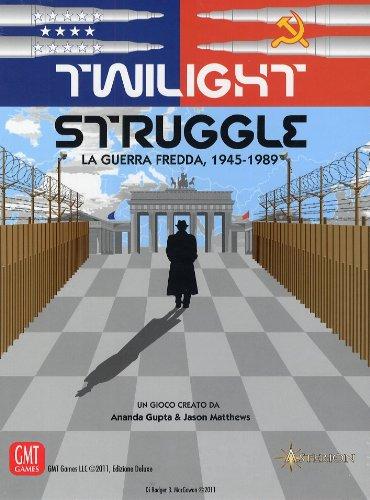 Asterion Twilight Struggle La Guerra Fredda 1945-1989 - Juego de Mesa (versión en Italiano) [Importado de Italia]