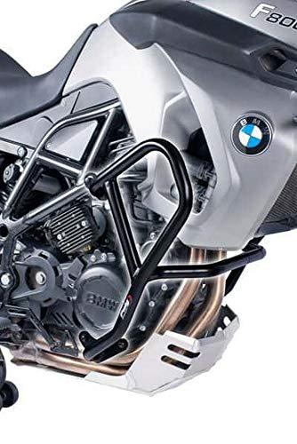 Puig 5983N - Guardia motore per BMW F650GS 2008-2012/ BMW F700GS/ BMW F800GS 2008-2012, colore: nero