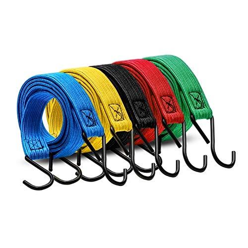 Ausgabegeräte 1pc 1,8 Millionen Powerful Gürtel mit Metallschnalle Abschleppseil for Gepäck, Gürtel mit Schnalle for Auto und Motorrad, Transport Gürtel Regenkleidung (Color : Blue)