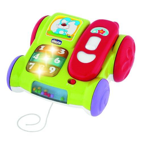 Chicco - Teléfono Musical arrastrable (00005184000000)