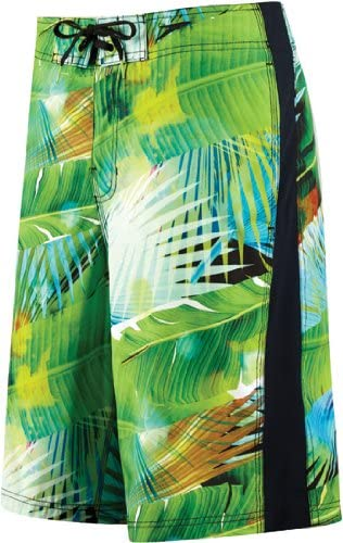 Speedo Men's Cut Out Palm FLX System Board Shorts