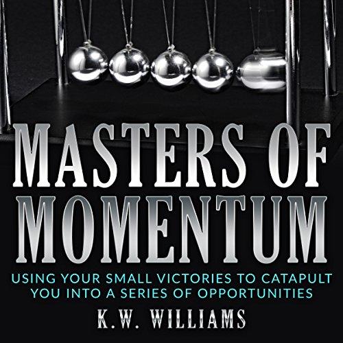 Couverture de Masters of Momentum