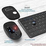 Zoom IMG-2 wisfox combinazione di tastiera mouse