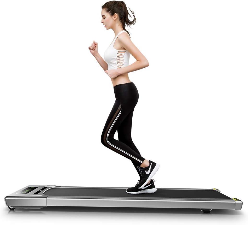 RHYTHM FUN Treadmill Under Folding Now on sale Financial sales sale Portable Walki Desk