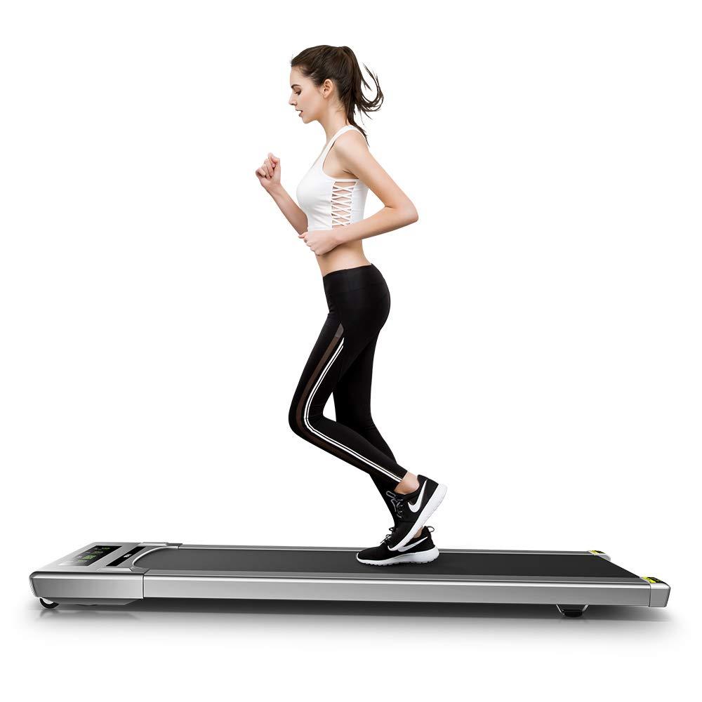 RHYTHM FUN Treadmill Folding Portable