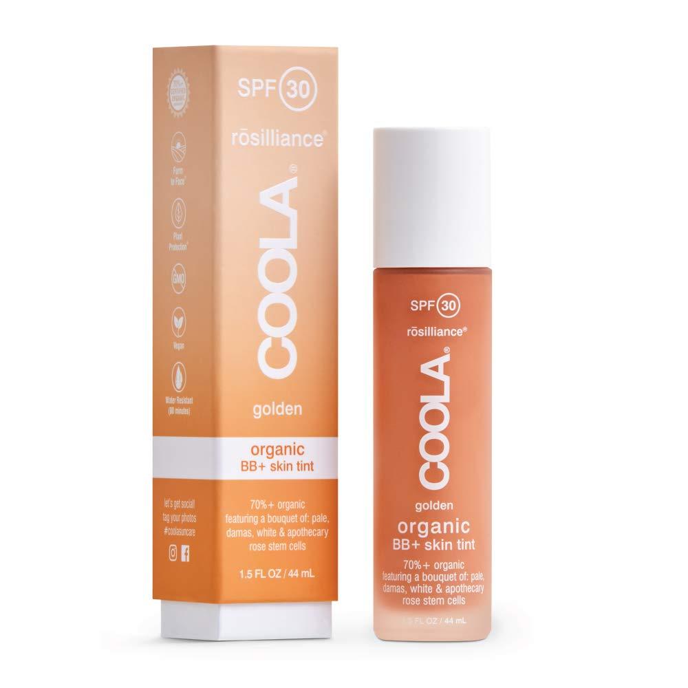 COOLA Organic 2021 Seattle Mall new Rosilliance BB+ Cream Moisturizer Sunscree Tinted
