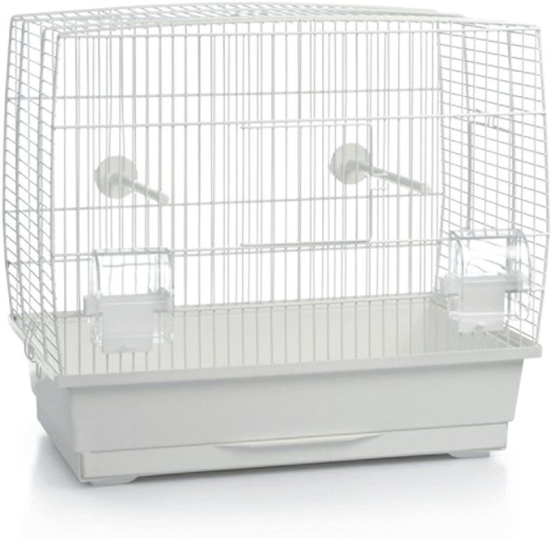 Beeztees Bird Cage Natalia 2, 46 x 28 x 42 cm, White