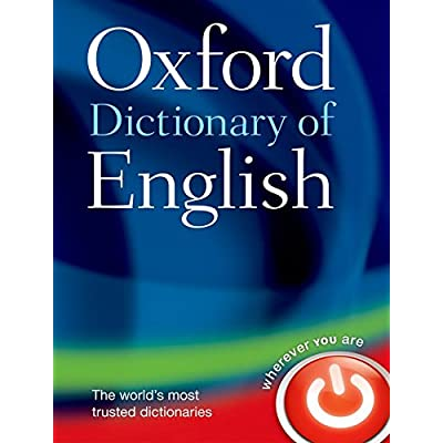 oxford english dictionary unabridged, End of 'Related searches' list