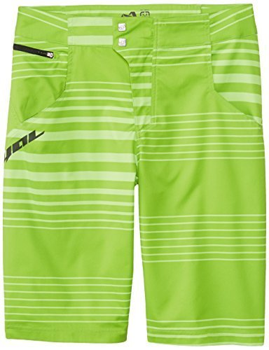 Royal Racing Shorts Matrix 2, Lindgrün/Schwarz, Größe S