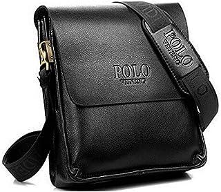 Polo Videng Bag For Men,Black - Crossbody Bags