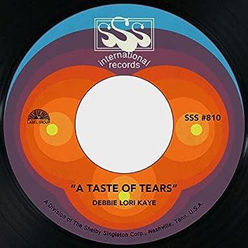 A Taste of Tears / No Brass Band