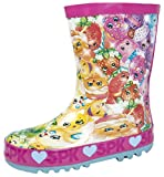 Shopkins All Over Print Girl's Wellies (11 UK Kids)