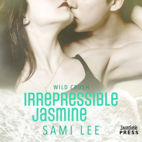 Irrepressible Jasmine audiobook cover art