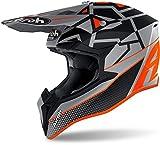 Airoh Helmet Wraap Mood Orange Matt/M32, M