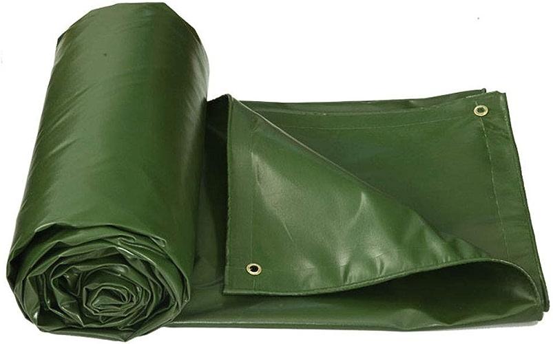 La Tente imperméable extérieure imperméable de bache de Poncho de Parasol de Prougeection Solaire de Toile Peut être adaptée aux Besoins du Client, pour Le Camping, Jardinage
