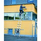 Professional Telescopic Universal Ladder - 4 x 4 Rung
