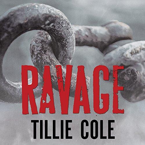 Ravage audiobook cover art