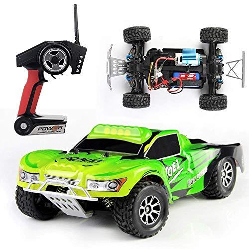 1/18 2.4G pasión Remoto Escalada Control Buggy 4WD Short