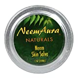 Neemaura Naturals Neem Skin Salve, 1 oz (30 ml) (Pack of 4)