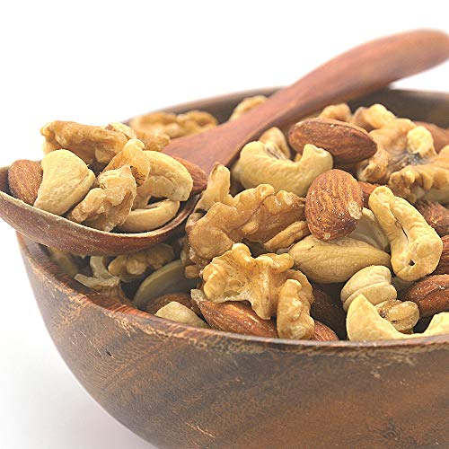 うめ海鮮 素焼き ミックスナッツ 1kg(500g×2)3種類 無塩 砂糖不使用 無添加