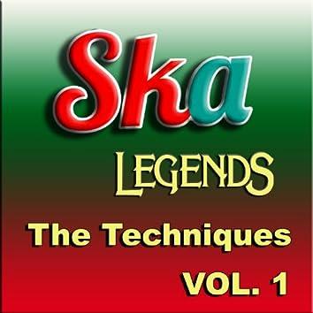 Ska Legends, Vol. 1