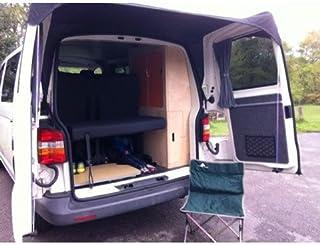 Kiravans - Toldo para puerta de furgonetas europeas y britá
