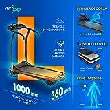 Zoom IMG-1 artgo leonardo tapis roulant elettrico